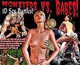 Monsters vs Babes