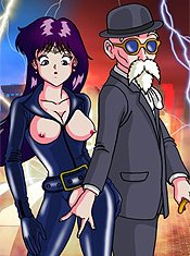 Old DragX fucking Sailor Mars